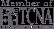 Logo member of tcna