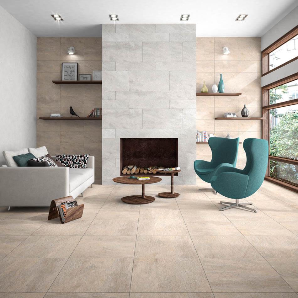 Quarzita roche lamosa pisos muros for Lamosa pisos