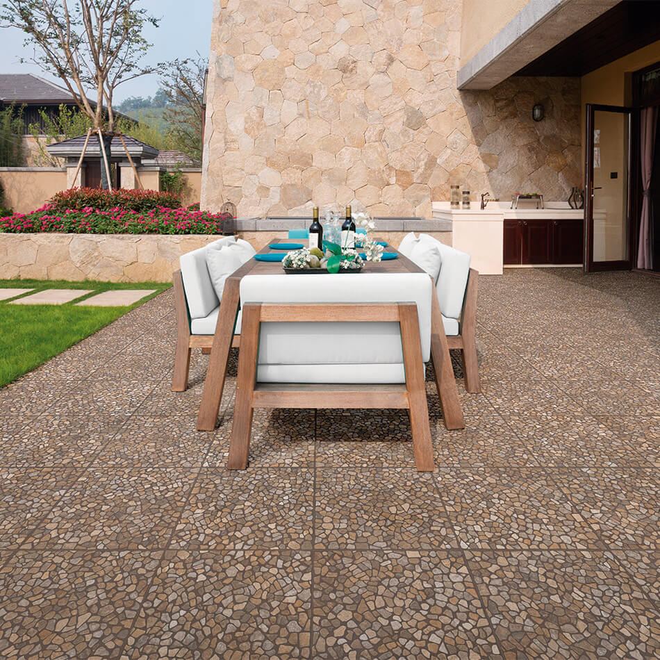 Copana lamosa pisos muros for Tipos de pisos para exteriores
